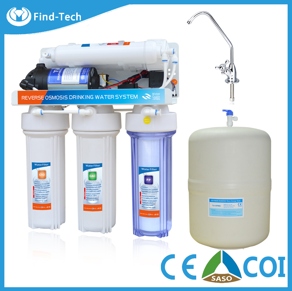 china whosale alkaline mineral home used drinking water reverse osmosis RO filtration system salt purifier machine cost price