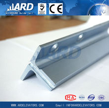 T75-3/B Machined Elevator Guide Rail, slide rails