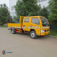 DONGFENG 4x2 Two- row Cabin Light cargo truck 4Ton