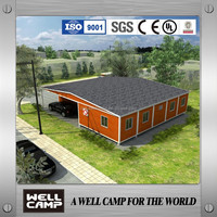 Hot Sale Modern Prefabricated Container houses Luxury Container Houses for Clinic