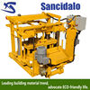 Cement Manual Hollow Brick Making Machine