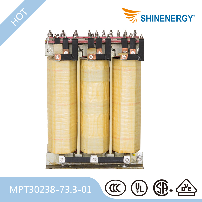3 Phase Dry Type Power Transformer 300Kva