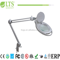 inspecting electronic parts magnifying lamps;SMD LED lighting;rolling stand