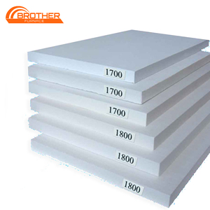 Lab furnace and industrial furnace insulation material Ceramic fiber board, 1000C -1900C, manufacturers, price list
