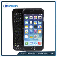 bluetooth keyboard case ,H0T007 bluetooth keyboard leather stand case for iphone 5