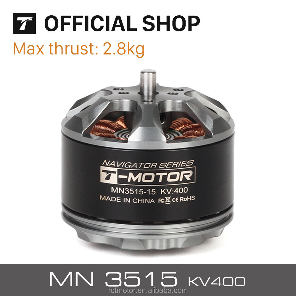 T-MOTOR MN3515 KV400 Outrunner Electric Brushless Motor Engine For UAV RC Drone Multirotor Copter Airplane Aircrft Quadcopter
