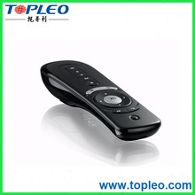 latest internet tv control Wireless Air Mouse for Android TV Box T2 airmouse keyboard
