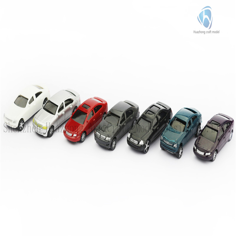 1: 50 Scaled Plasticdiecast Model Car, Wholesale Diecast Car for building models