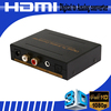 L/R Analog to Optical Toslink Coaxial Digital Audio Converter with AC Power Adapter