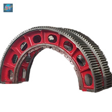Large Casting Spur Gear Wheel for Ball Mill