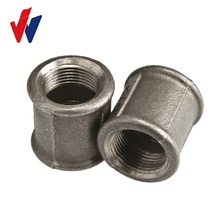 cheap price malleable iron price list gi pipe fittings socket