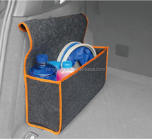 CO0075 SMART TOOL BAG Portable and Universal Auto Trunk Organizer, Durable Felt Gadget First Aid Storage Oragnizer Bag for Car