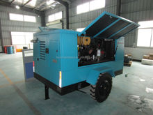 Low noise high power affordable prices 300 Cfm screw air compressor
