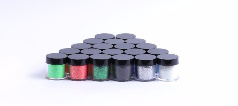 Holographic fine glitter powder for gift, crafts packing