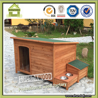SDD0603 Waterproof Dog Kennel with Bowl