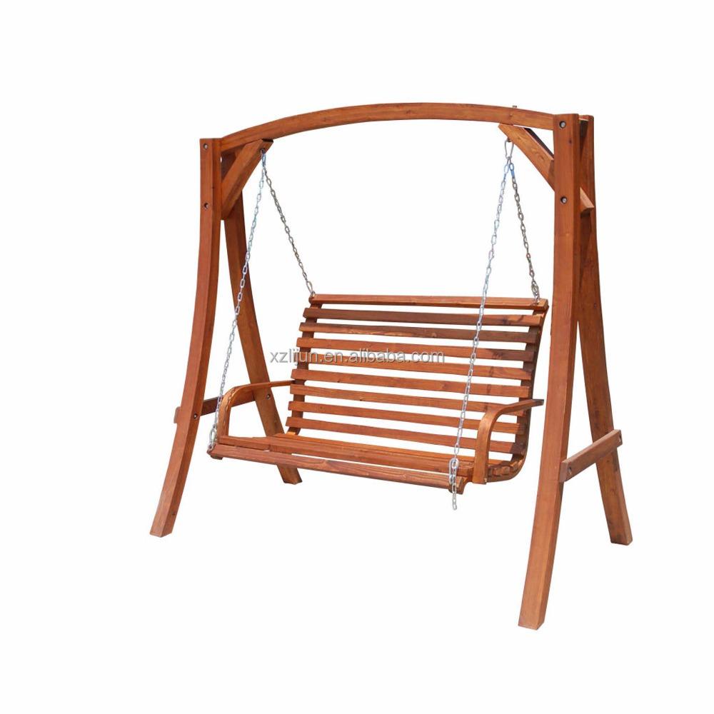 Garden Wooden Indoor Double Wicker Egg Outdoor Furniture Hanging - Hanging-swing-outdoor-furniture