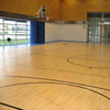 Oak Wood Sport Floor Indoor For Professional Gym Used