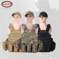 Customized Camouflage Outdoor Military Combat Tactical
