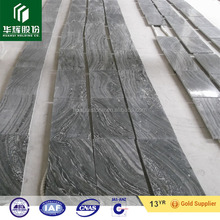 Zebrano marble tile&slab wood grain marble black forest marble