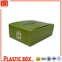 2015 polypropylene cosmetic packaging box