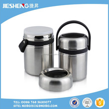 different size round lock and lock food container storage