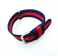 kids nylon cross watch bands