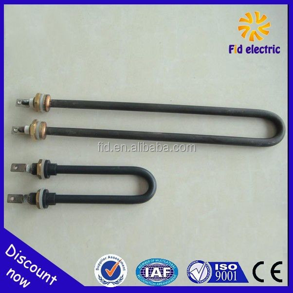 water immersion electric fiber glass wire heater element