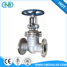Industrial Rising stem CF8 CF8M DN100 Flanged Gate valve for oil