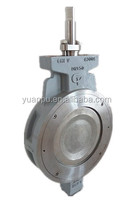 GH300 Series Wafer type Double Eccentric High Performance Butterfly Valve