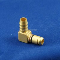 Factory Manufacturer 90 Degree Elbow Plug Copper Fitting