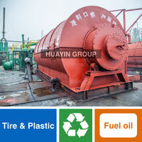 with great price Used Plastic To Oil Huayin manufacture