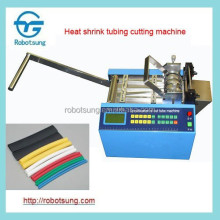 Automatic cutting machine for heat shrink tube and heat shrink sleeve