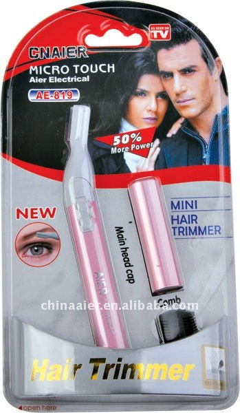 Lady's eyebrow Shaver / hair trimmer