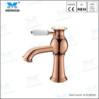 Luxurystyle Countertop Bathroom Sink Faucet Basin Mixer Tap One Hole deck mounted basin faucet