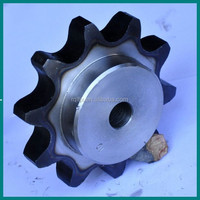 1045 mini excavator sprocket ANSI standard Industrial Sprocket with bush for machinery from China manufacture
