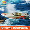 Plastic toy big ship nqd rc boat for sale propeller ship with high quality.