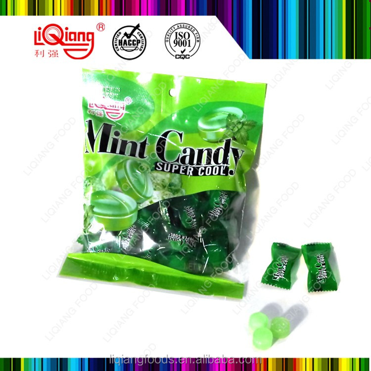 Chewing Extra Strong Mint Hard Candy