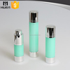 beautiful skin care cream cosmetic airless bottle packaging