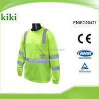 elongated reflective safety clothing