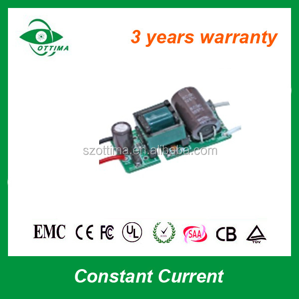 constant current 300mA led driver 12w high pf bis standard for LED Bulbs