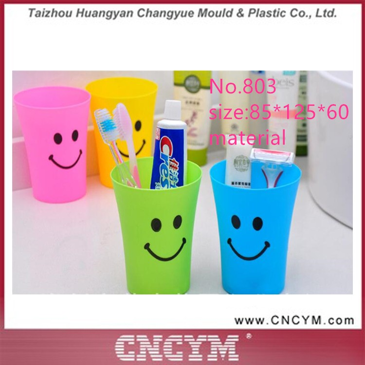 New Style Modern Design colorful Couple brushing Cup