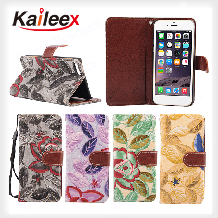 Cheap Price Pu Leather Case For Ipod Touch 6 Leather Flip Case Paypal Accepted