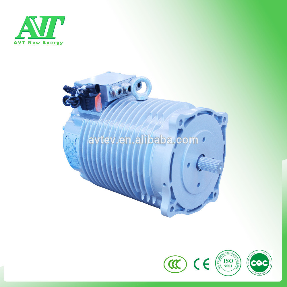 Electric motor car electric vehicle ac motor controller