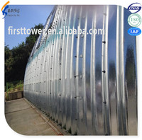 Factory direct sale road steel culvert/pipe/tube