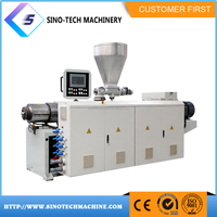 Economical pp used plastic extruder machine