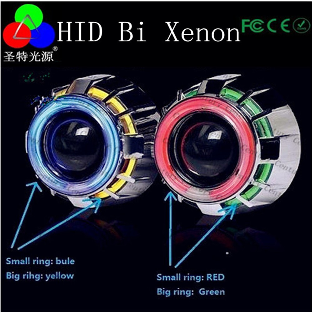 2017 Hot Sale CENTURY eagle eye projector headlight car vw polo projector headlights