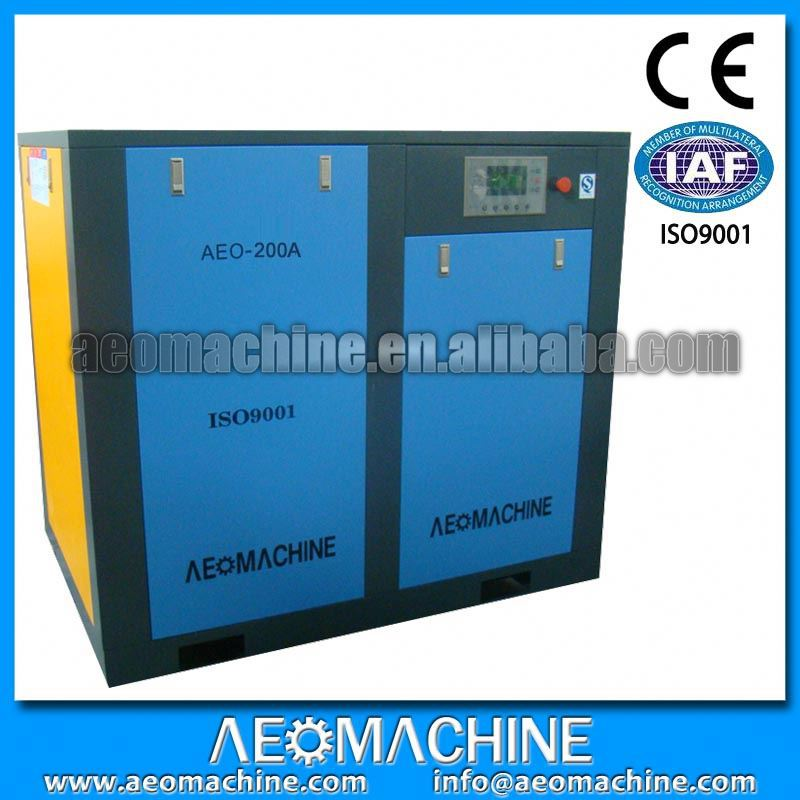 Screw Air Compressor Special For Atom Cutting Machine