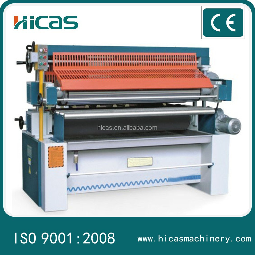 Hicas HSMH6213X25 Wood glue spreader roller machine for plywood
