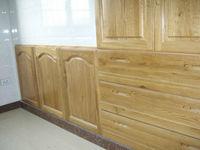 modern style solid oak raised panel cabinet door