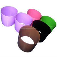 Promotion Gifts Custom Coffee Silicone Rubber Cup Sleeve